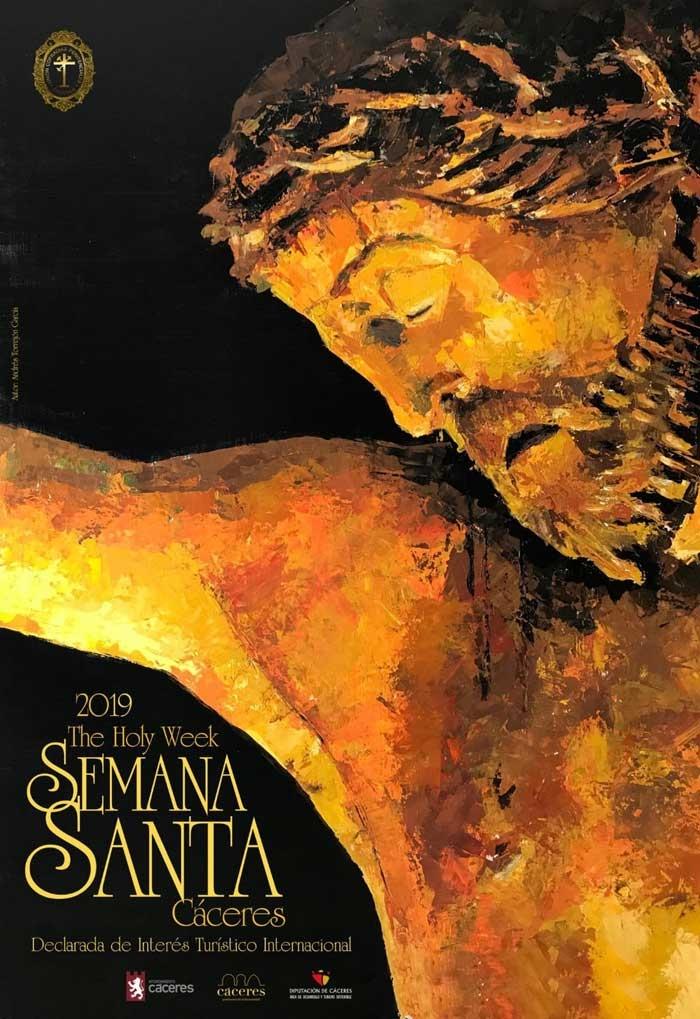Semana Santa de Cáceres 2019