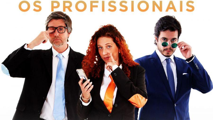 Os Profissionais