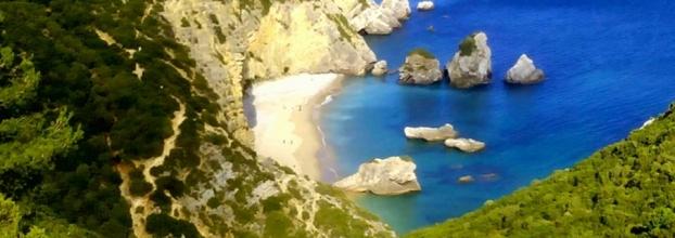 Autonomia pelas Praias Selvagens e Escondidas da Arrábida