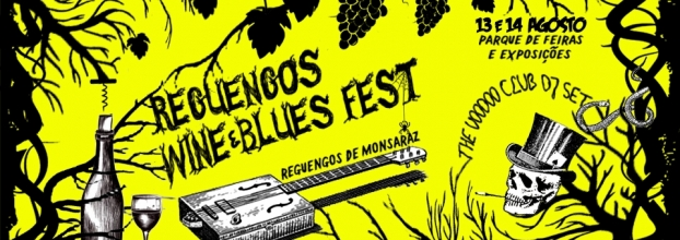 Reguengos Wine & Blues Fest - The Voodoo Club Dj Set