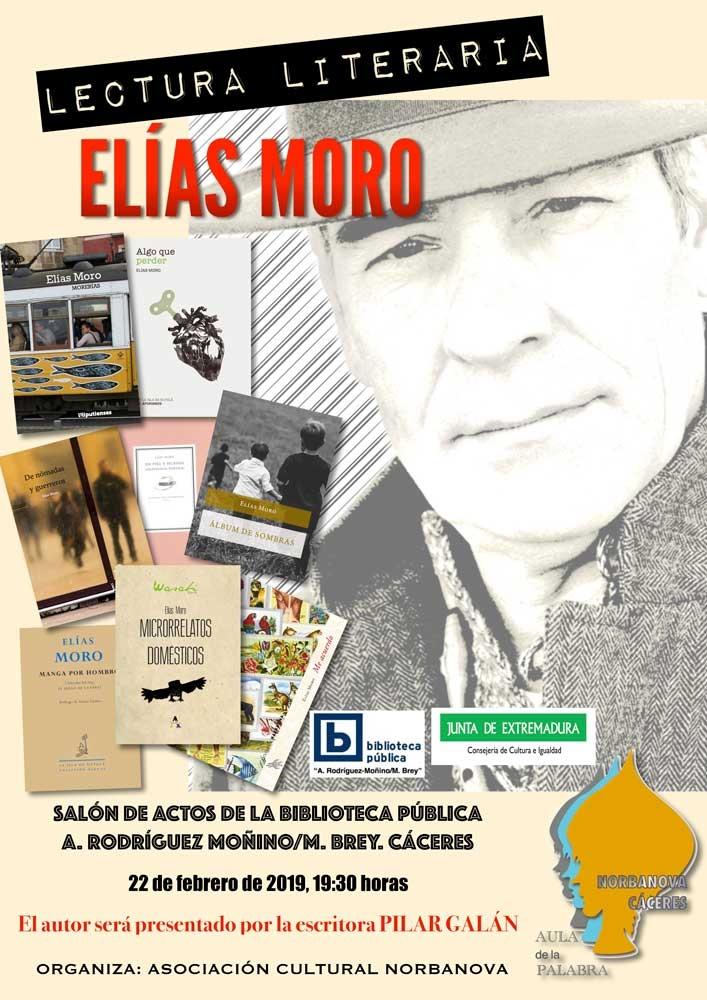 AULA DE LA PALABRA | Elías Moro