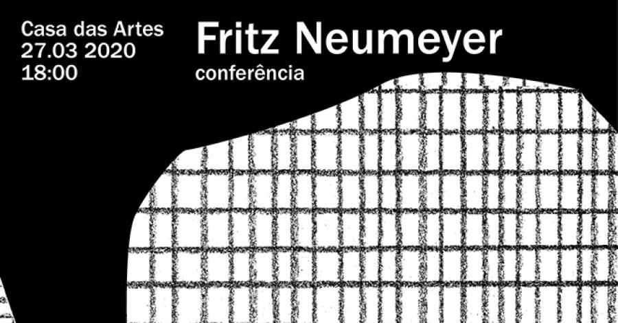Fritz Neumeyer, conferência [adiado]