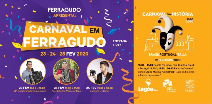 Carnaval em Ferragudo