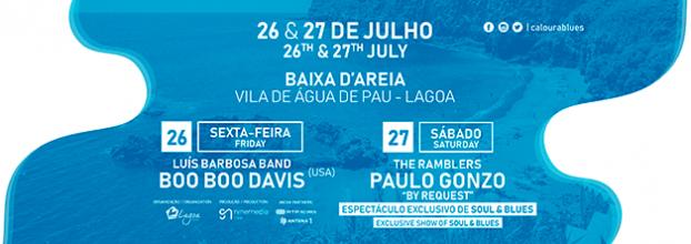 Caloura Blues Festival