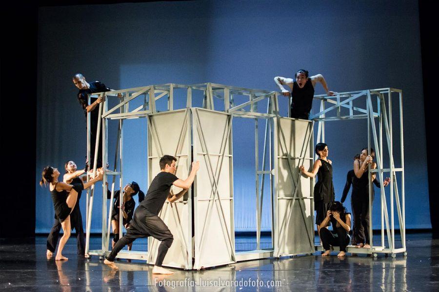 18º Festival Nacional de Danza Contemporánea. Schubert