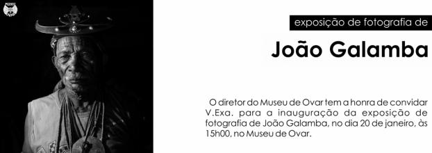 Exposição de fotografia de João Galamba