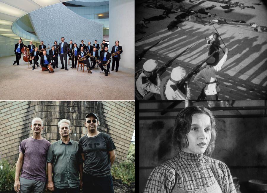 Orquestra de Jazz de Matosinhos e Mão Morta com trabalhos inéditos para a Casa das Artes