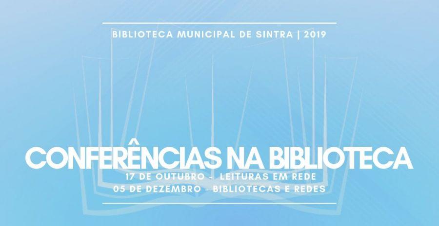 Conferências na Biblioteca