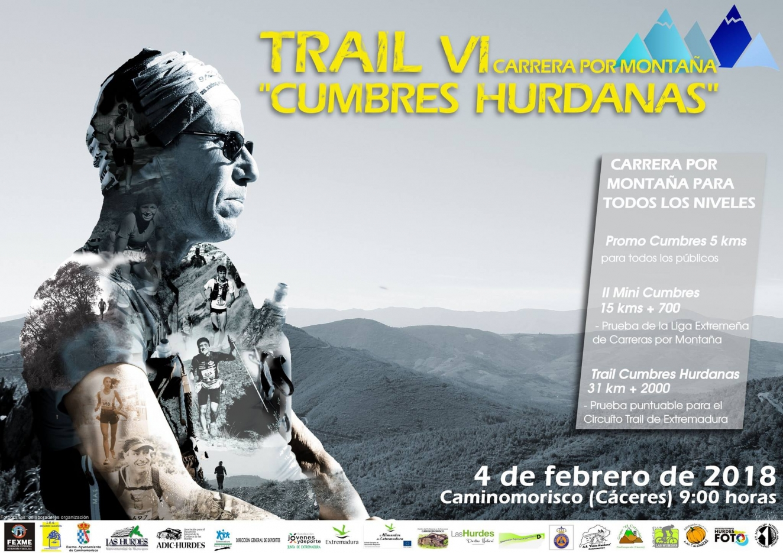 Trail VI Carrera por montaña 'Cumbres Hurdanas'