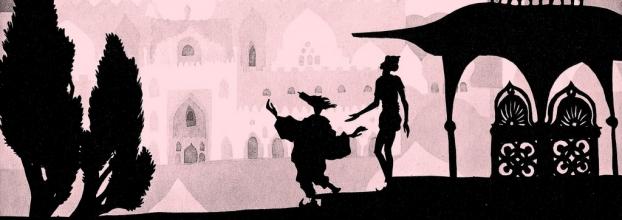 Las aventuras del Príncipe, 1926. Achmed