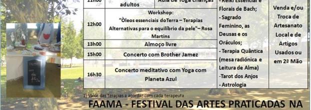 FAAMA - Festival das Artes Praticadas na Associação Movimento Aberto