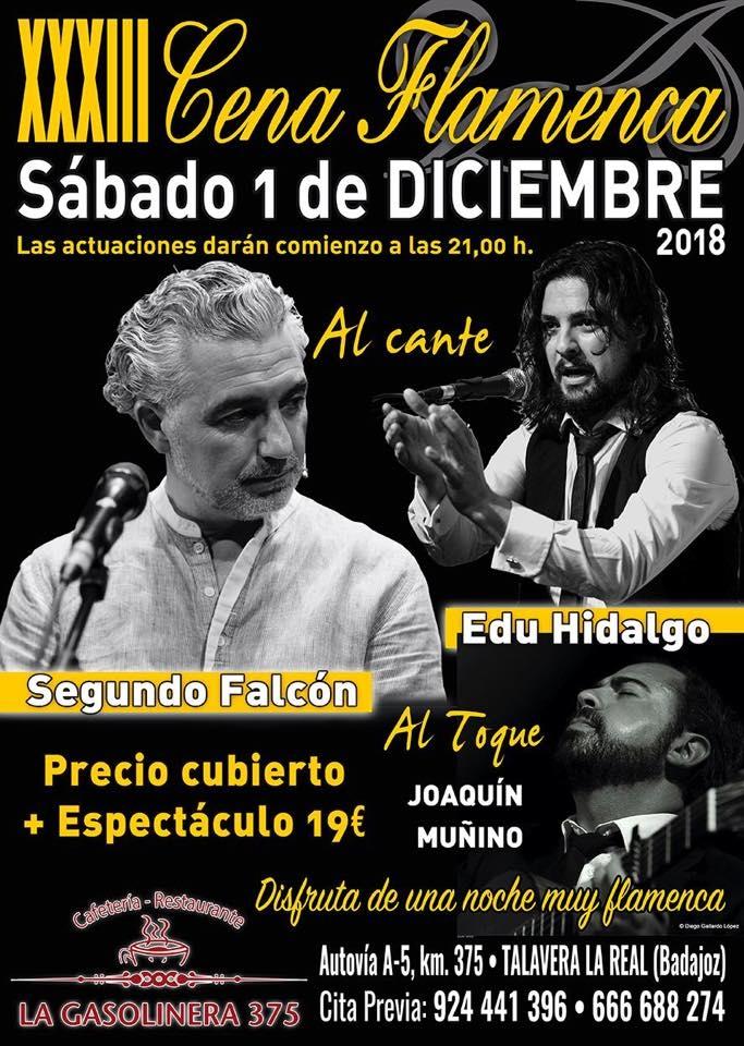 XXXIII Cena Flamenca