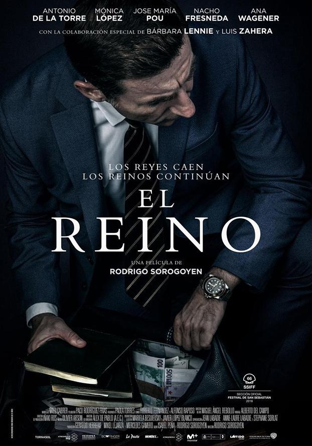Festival de cine europeo 2019. El Reino. España
