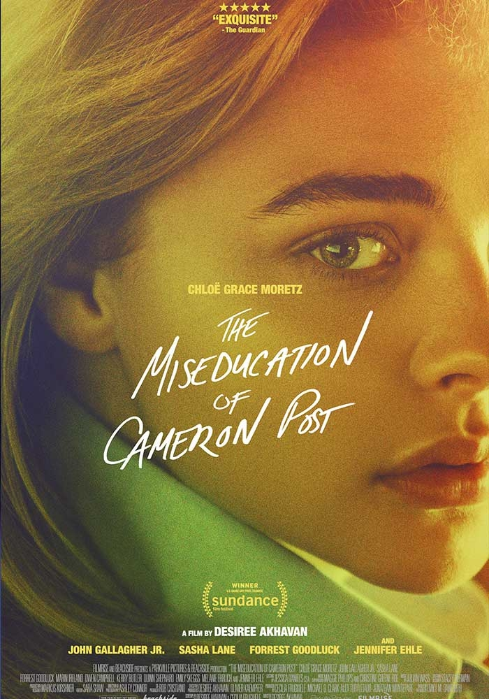 Proyección | THE MISEDUCATION OF CAMERON POST (Badajoz)