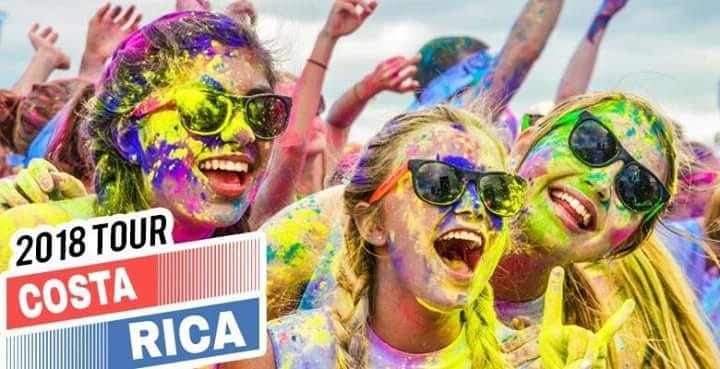 Color Festival Jerusalem Costa Rica En Parque Viva