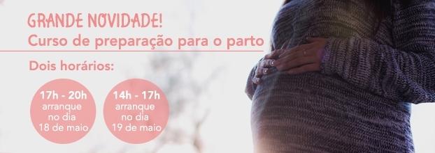 Curso de preparação para o parto