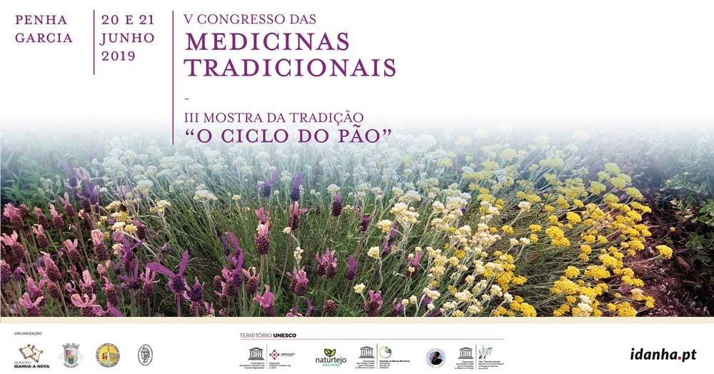 V Congresso das Medicinas Tradicionais | III Ciclo do Pão