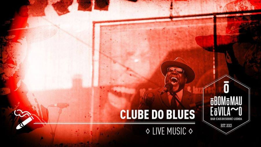 Clube do Blues #6 | Live Music