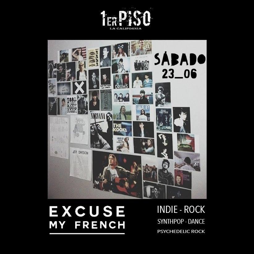 EMF Radio at 1er Piso