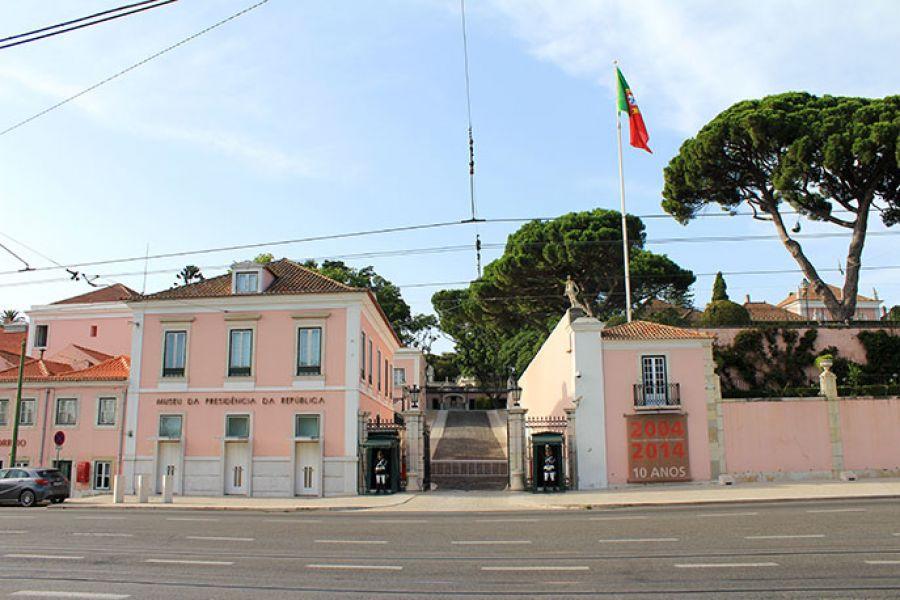 Visita ao Museu e ao Palácio da Presidência da República