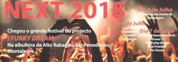Festival NEXT 2018