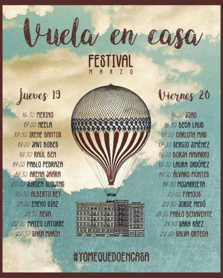 VUELA EN CASA FESTIVAL