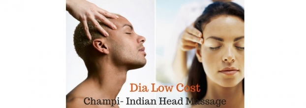 Dia Low Cost: Champi - Indian Head Massage