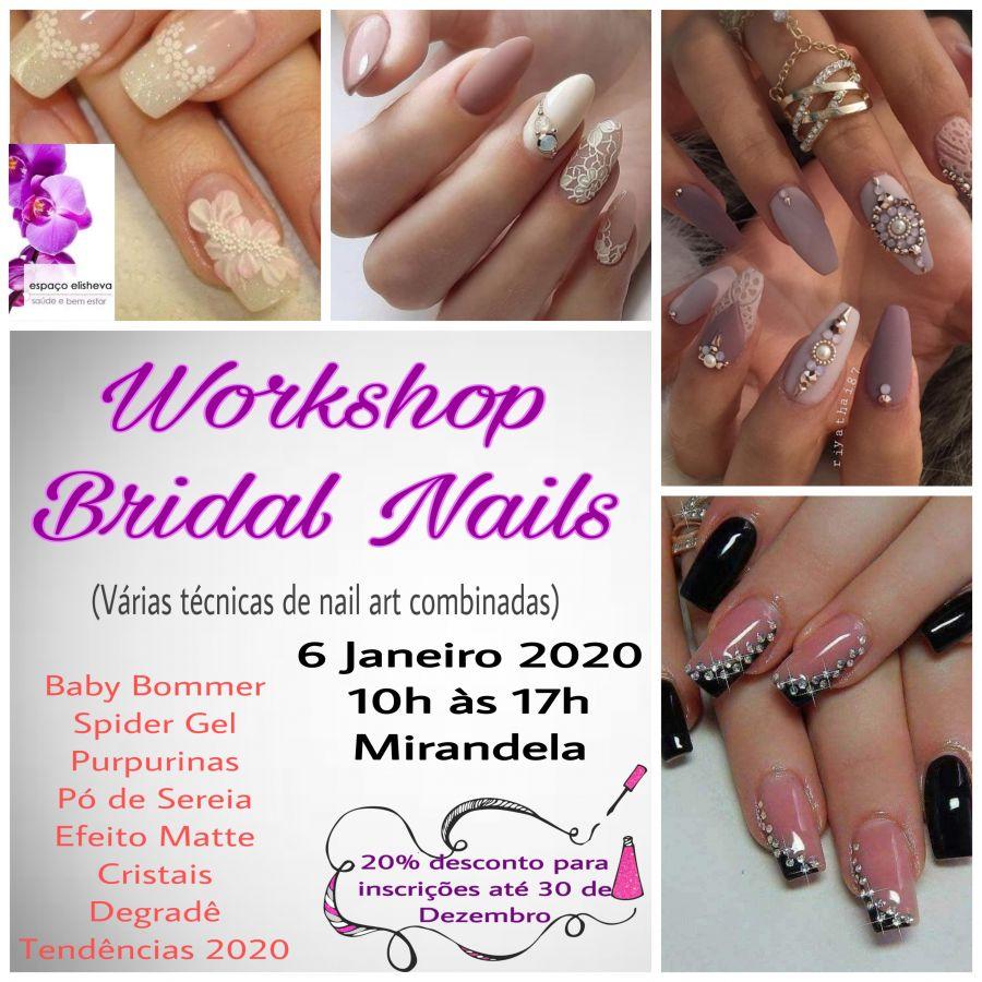 Workshop Bridal Nails