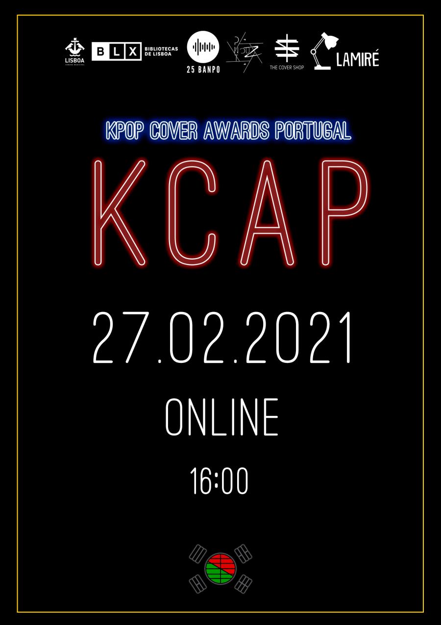 K-Pop Cover Awards Portugal (KCAP) 2021