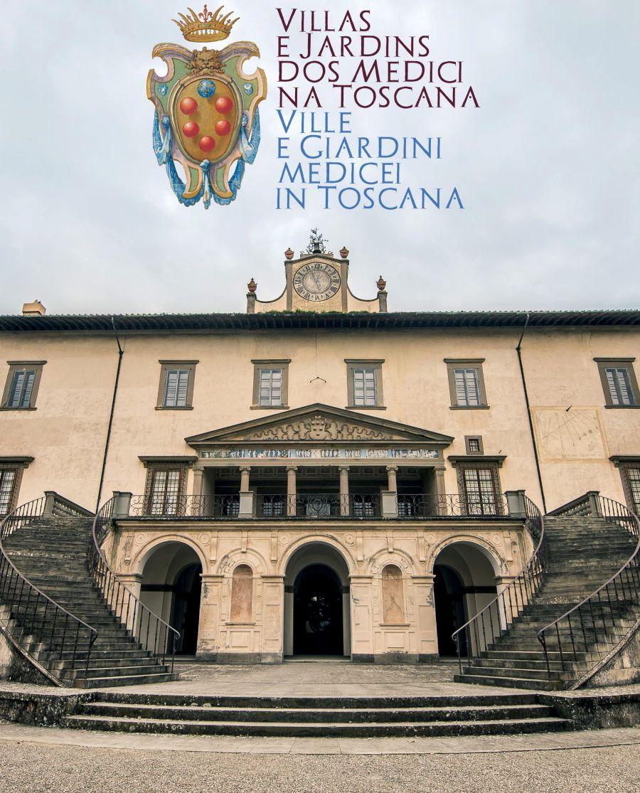 Exposição 'Villas e Jardins dos Medici na Toscana'