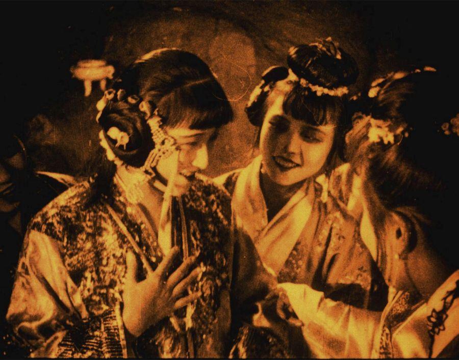 Cine-concerto 'A caverna da Mulher-Aranha