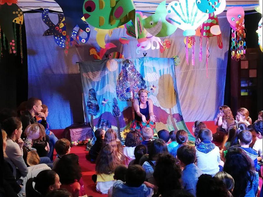 'Salto, Saltinho, Saltão' - Histórias para famílias