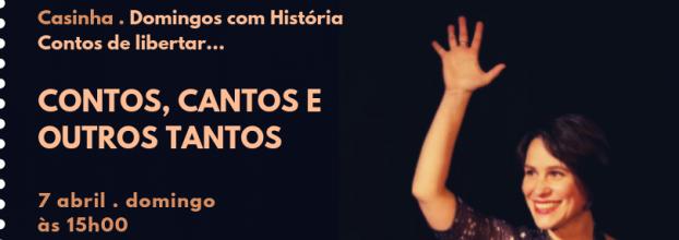 Domingos com História . Contos de Libertar