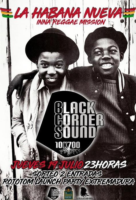 BLACK CORNER SOUND || La Habana Nueva