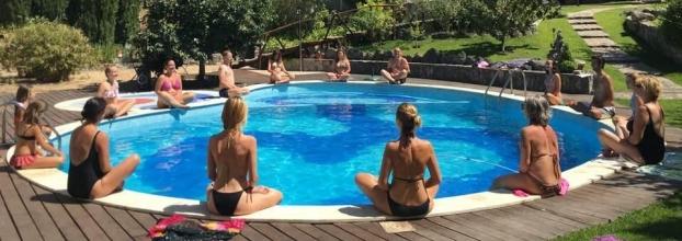 Yoga Retreat in Sesimbra