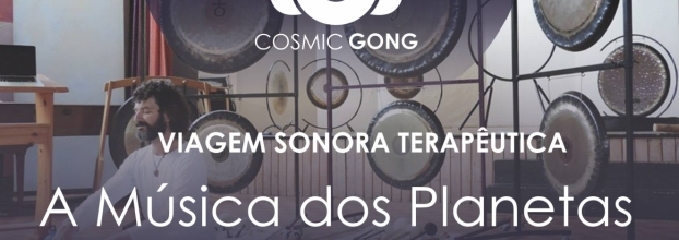 Viagem Sonora Terapêutica - A Música dos Planetas