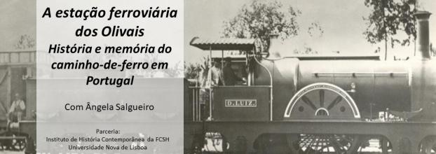 Conferência ' A estação ferroviária dos Olivais'