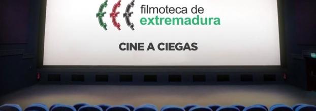 Proyección CINE A CIEGAS