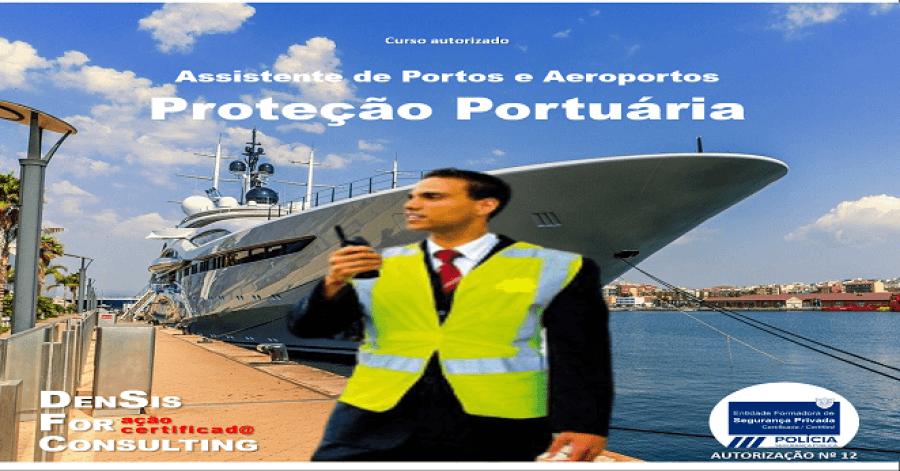 Curso Assistente de Portos -APA-P