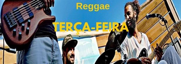 THE BAGATELLS - Noite de Reggae