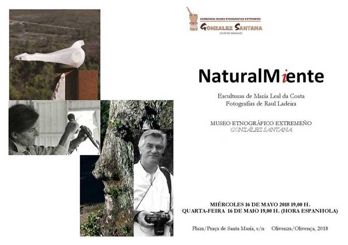 Exposición // NATURALMIENTE, de Maria Leal da Costa & Raul Ladeira