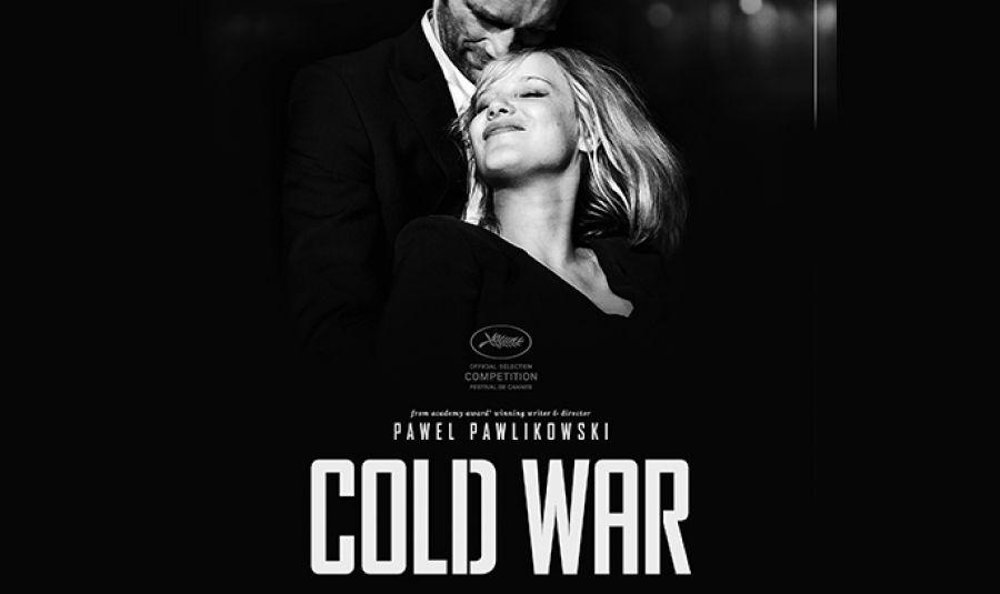 Cine UCR en las mañanas. Cold war. Pawel Pawlikowski. 2018