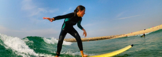 Aula de Surf, Bodyboard, Stand Up Paddle Board