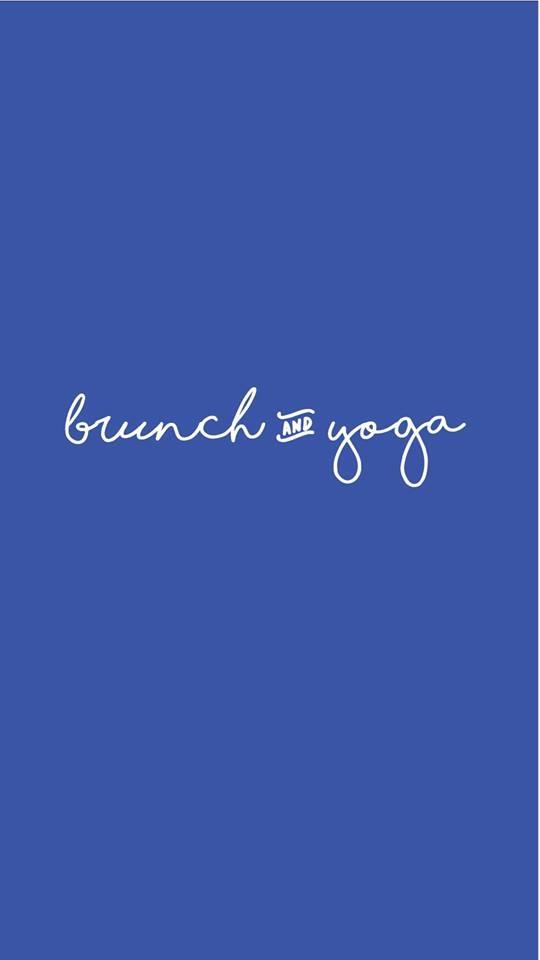 Brunch & Yoga