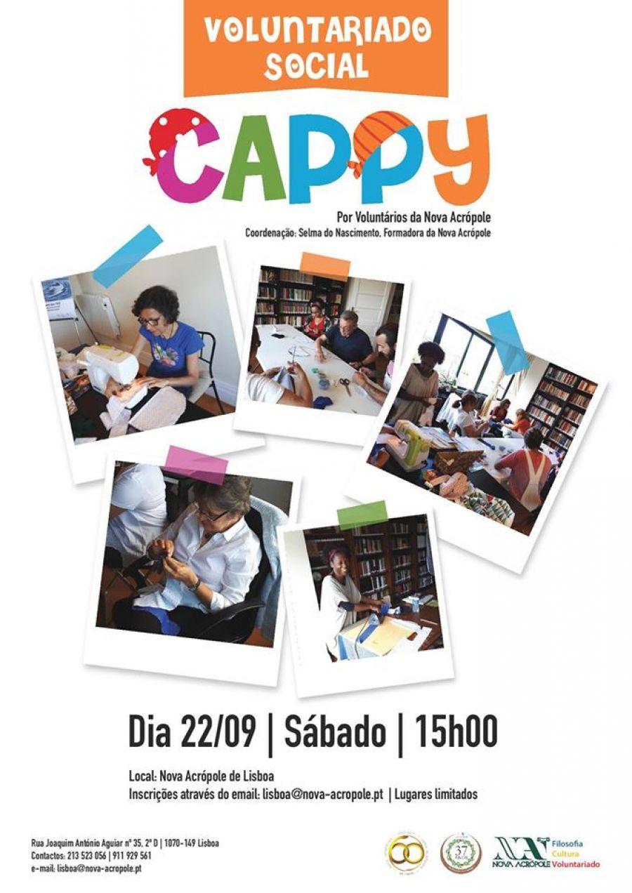 VOLUNTARIADO SOCIAL Projecto CAPPY