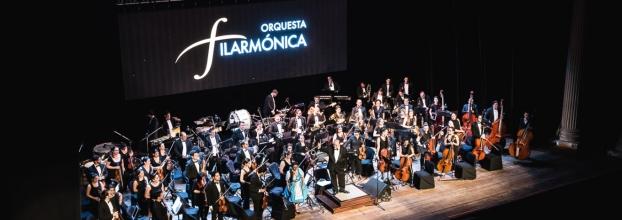 En alas de Gaviota, con la Orquesta Filarmónica - GAM Cultural