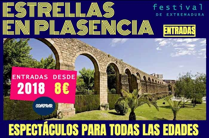 Estrellas en Plasencia // Festival