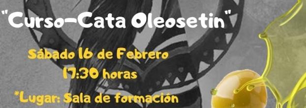 Curso de la Escuela de Cata Oleosetin en Piornal