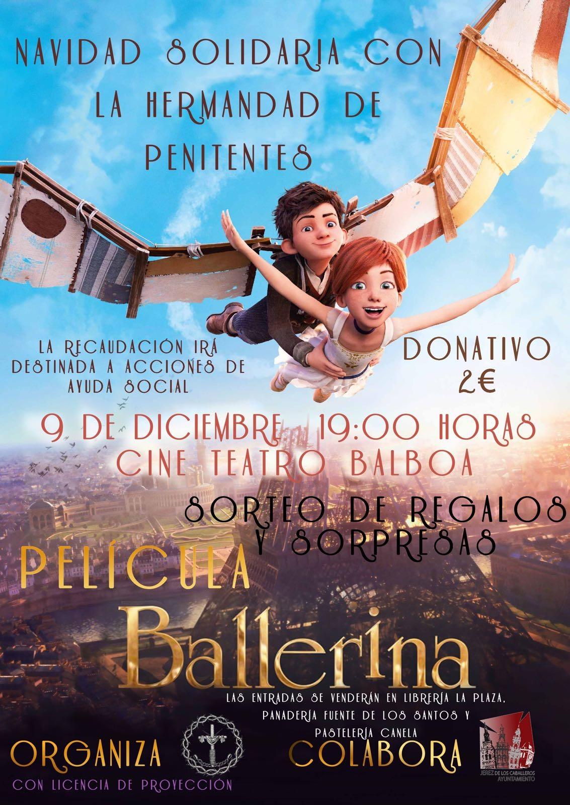 BALLERINA // Película