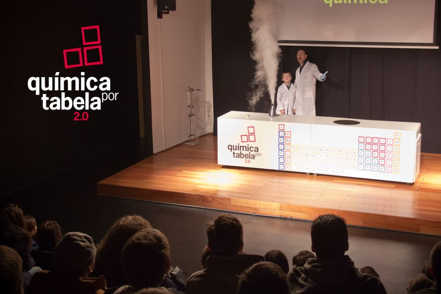 Show de Ciência 'Química por Tabela 2.0'